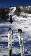 初スキー!! (^_^)/