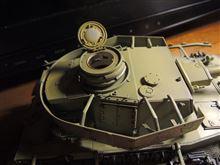 年越しモデリング 今・朝まで一晩かけてⅣ号戦車のフィギュア塗装完成
