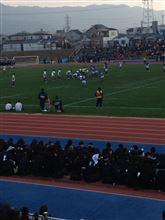 高校ラグビー二回戦