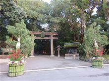 今日の大神神社