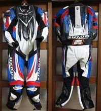レーシングスーツを作りました