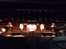 武内神社は元日終わってた