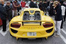 またまた行ってまいりました! 新春スーパーカー祭り☆