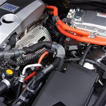 【試乗】Lexus IS300h F SPORT (DAA-AVE30-AEXLH) part.2