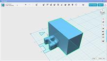 チラ裏 : Autodesk 123D Design、で落書きしてみた。