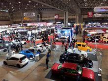 2015東京オートサロン&マツダ・モータースポーツ表彰パーティに行ってきました。