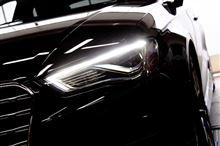 アウディA3/S3 LEDヘッドライトのデイライト化っ!