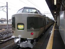 直江津は、国鉄型の宝庫です(3月までは…)