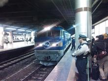 上野駅13番線。
