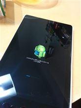Android5.0.2(LRX22G)へのアップデート