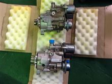 E92 335i 高圧ポンプ交換