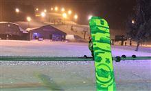 アルツ磐梯でスノーボード三昧♪