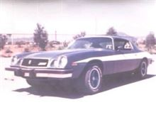 新免の時の愛車1974シボレーカマロZ28