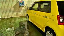 N-ONE冬洗車