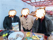 食レポ(浦村の牡蠣食べ放題)