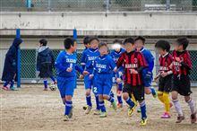 スポーツ少年団 トレーニングマッチ in 菅田小