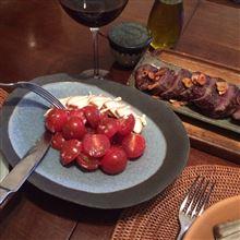 本日、燻製と熟成肉 です。