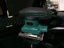 ダブルアクション電動ポリッシャー S-555M