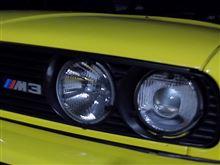 切れ味鋭い箱車 BMW M3 E30