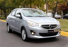 Mitsubishi Attrage OEM ⇒ 2015 Dodge Attitude : Mexico ・・・・
