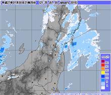 久々に仙台市内も積雪です。