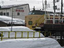 北陸新幹線開業と同時に消滅する快速くびき野