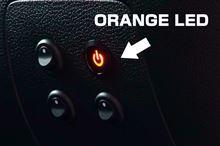 LEDスイッチにオレンジ新登場っ!
