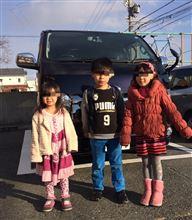 ハイエース納車( ´ ▽ ` )ノ