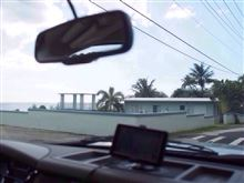 グアムで一日ドライブ