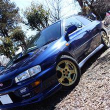 【試乗】Subaru Impreza WRX STI Ver.VI Type R (GF-GC8)