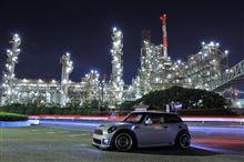Factory night view…~四日市工場夜景~