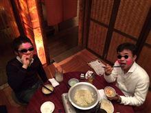今年最初のマーチな宴会@新松戸
