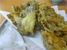 ▼舞茸の天ぷらを食べに入間まで(爆)