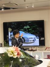 【広報スタッフより】2月7日(土)太田哲也がアルファロメオと4Cの魅力を語るトークショーに出演しました