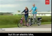 ウォーキング バイクというそうです。