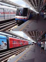 バンコク市内交通機関1