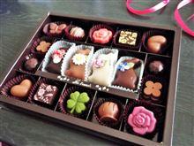 チョコレートとダウンサス