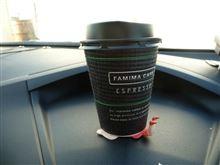 岩手県で増えた中速QCとファミマコーヒー