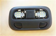 WRX-STI/アイサイトなし車両専用LEDマップランプ完成しました
