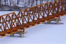 シューパロ湖近辺の水没廃橋遺構群と北炭平和炭鉱調査業務
