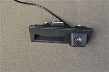 Audi A4 allroad quattro バックカメラ&【P-SYS】TVキャンセラー取り付け