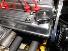 エンジンブローと オイルフィラーキャップ