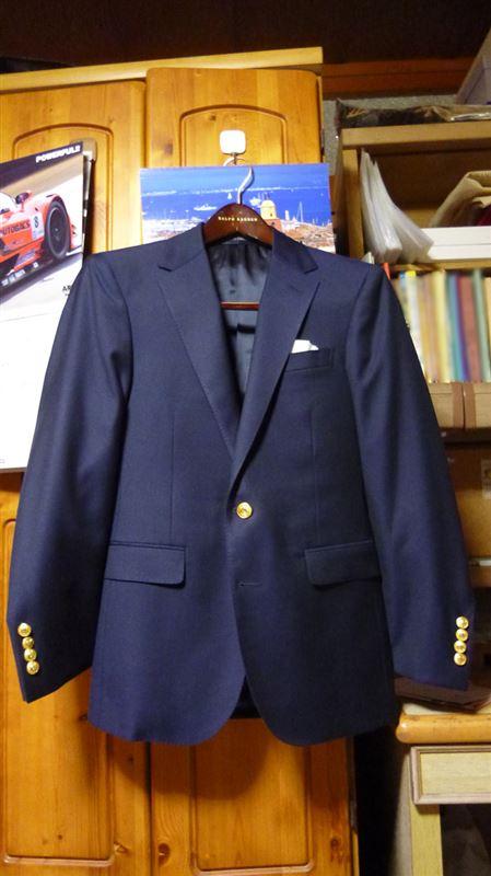 Ralph Lauren(ラルフローレン) 紺ブレ