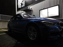 BMW / 新型3シリーズ / 320d M Sport / SonicDesign / SonicPLUS F30 / SP-F30M
