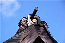 岐阜 伊奈波神社に寄ってみました。