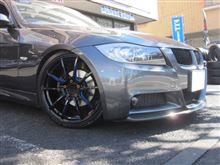 ウェッズSA55M 19インチ BMW用