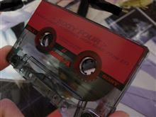 やはり64分テープは使いずらい!