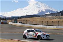 『新型デミオSKYACTIV-D、富士チャンピオンレースへ』<エムゼットレーシング>/気になるクリーンディーゼル車!