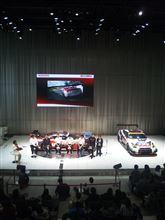 スーパーGT300GT3監督&ドライバートークショー…