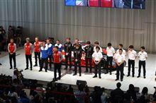 2015年モータースポーツ活動計画発表会